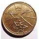Čokoládové mince s ražbou - 1000 ks zakázka dle zákazníka