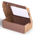 Dárková krabička - okénko - jednodílná