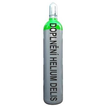 Výměna - doplnění Helium Delis