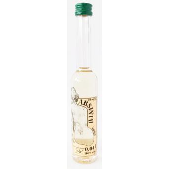 Absinth original kandys Delis 70% 0,04 l mini
