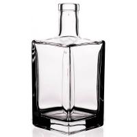 Cubic - dárková lahev 700 ml - prázdná reklamní lahev