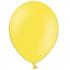 Žlutý pastelový balónek průměr 30 cm