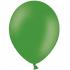 Zelený pastelový balónek průměr 30 cm