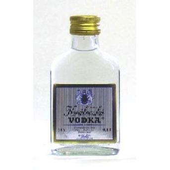 Královská vodka Delis 38% 0,1 l kapesní